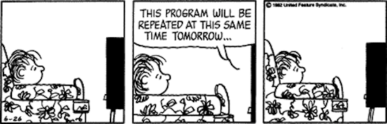 peanuts-repeated