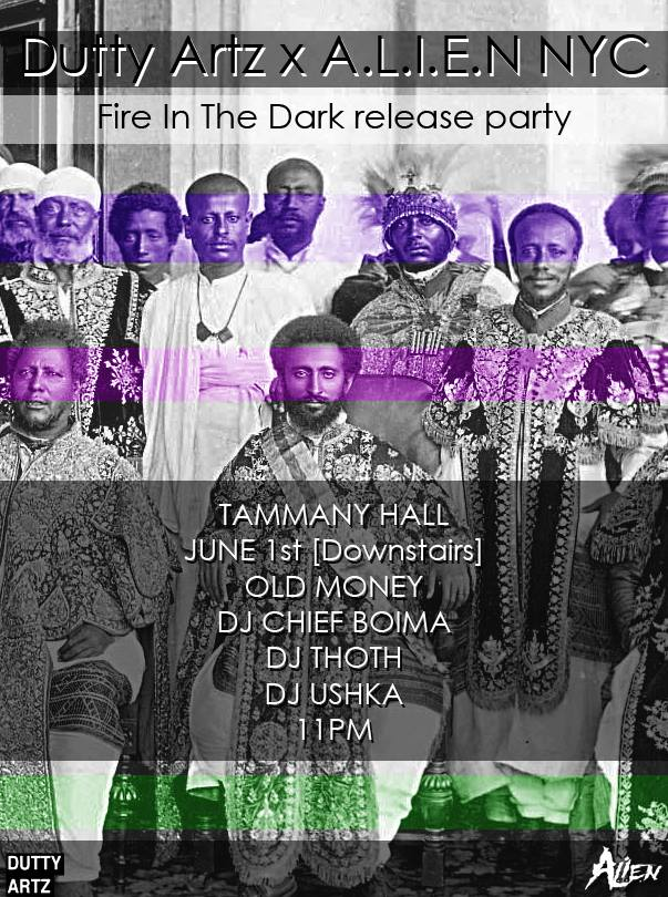 FITD Release Party