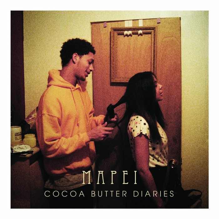 Mapei - Cocoa Butter Diaries Cover