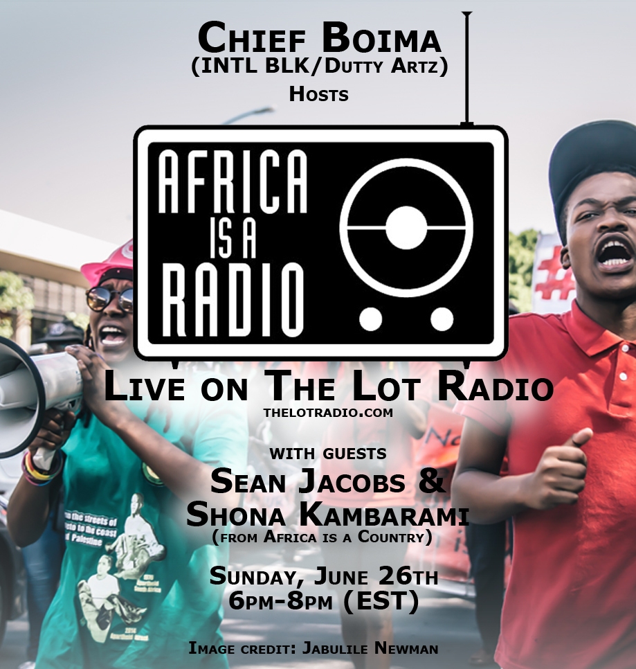 Africa is a Radio